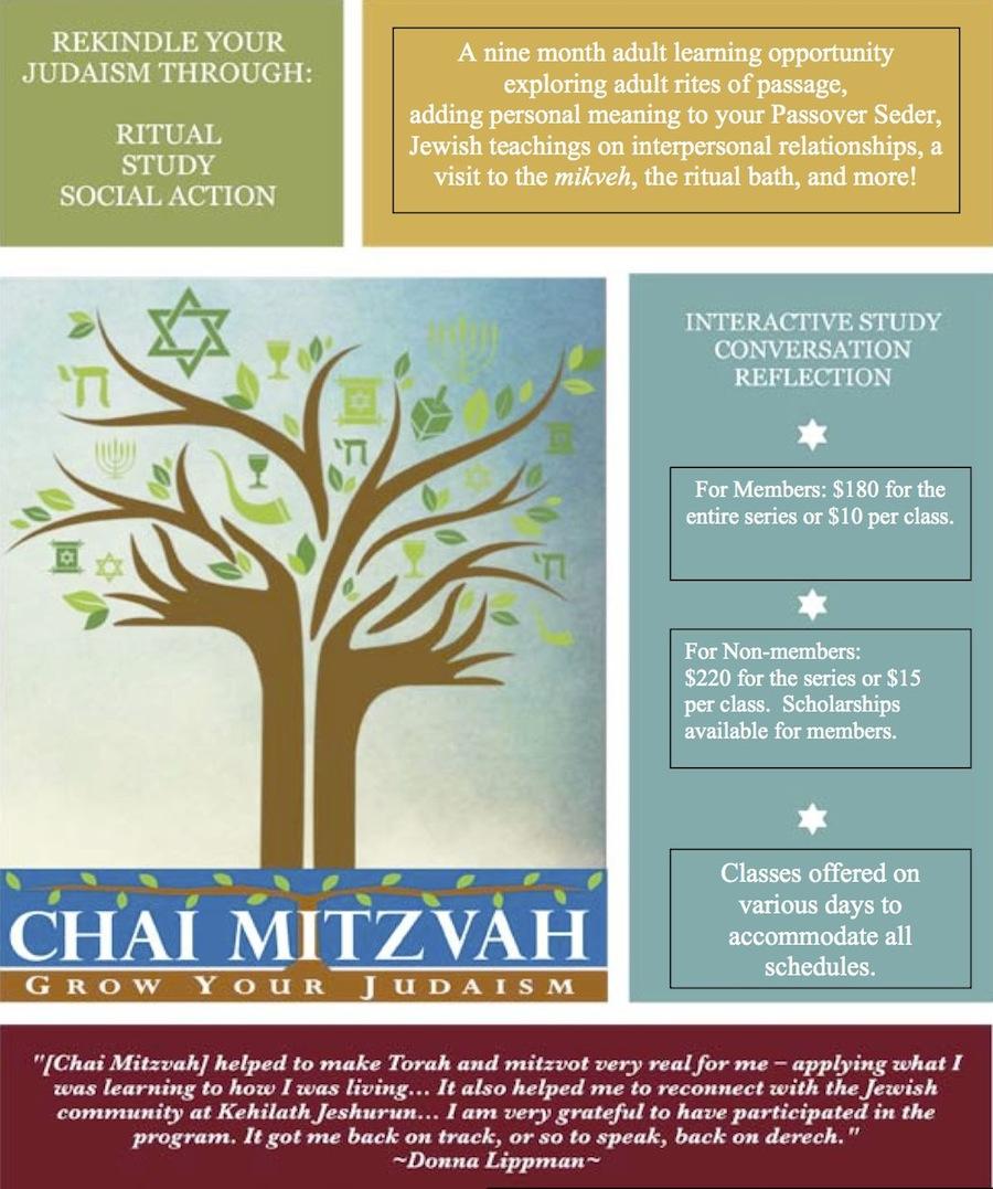 ChaiMitzvah