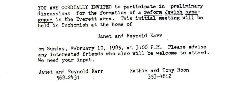 Invite '85