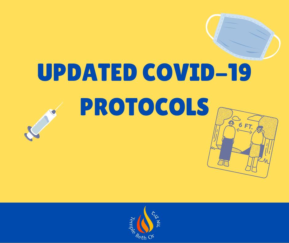 Updated COVID-19 Protocols